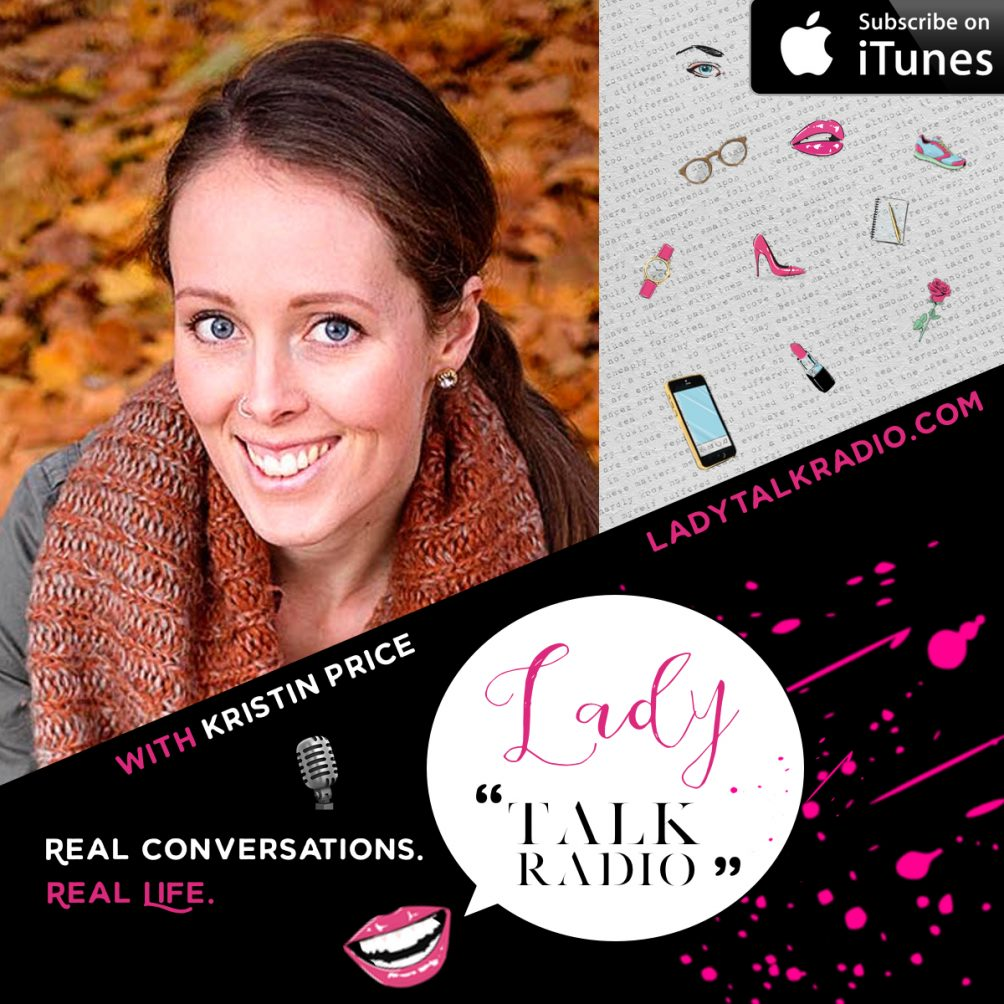 kristin price, lady alpha, we are lady alpha, lady talk radio