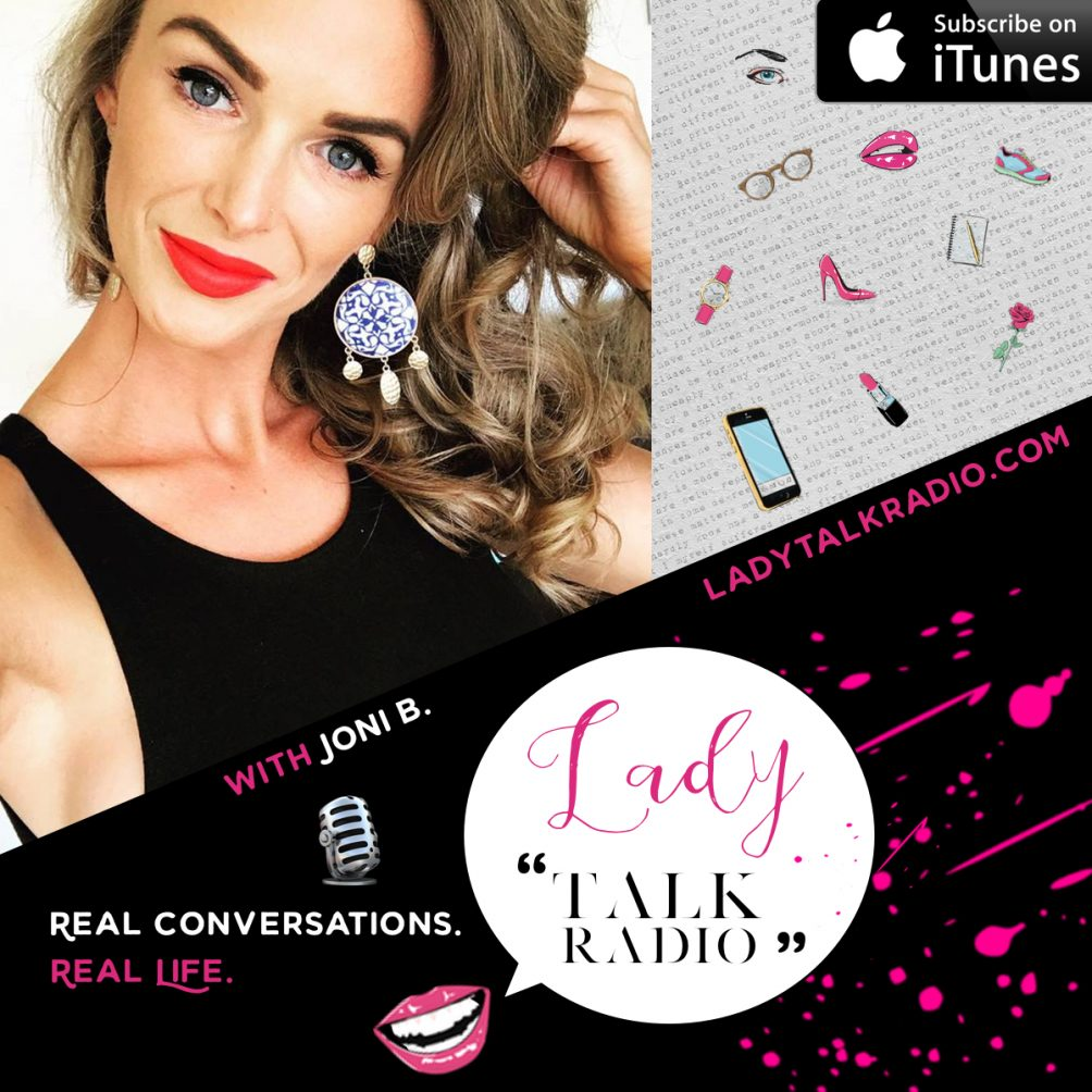 Joni B Confidence Coach, Lady Talk Radio, Stacey Rae