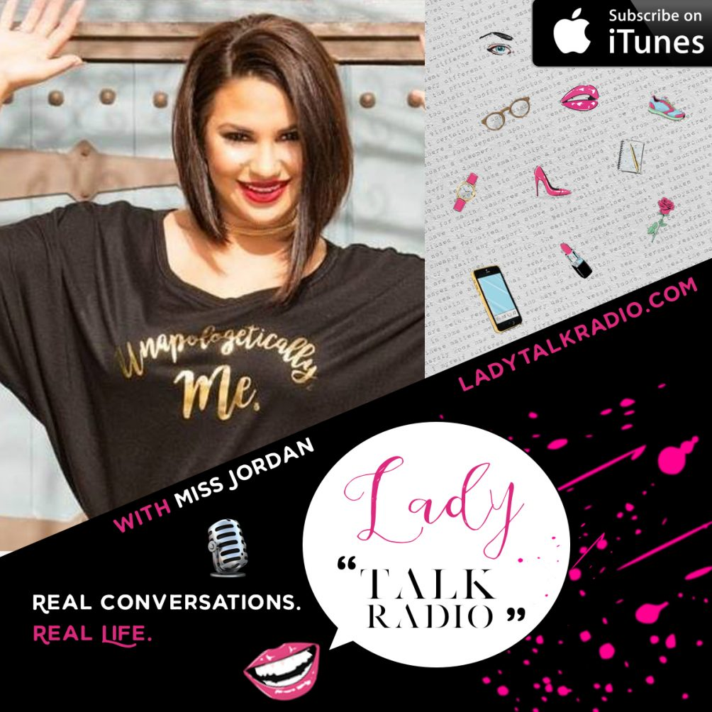 lady talk radio, Miss Jordan, We are Lady Alpha, Stacey Rae