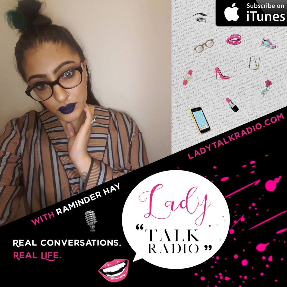 Lady Talk Radio, Rami Hay, Stacey Rae, Personal Style, Podcast, We are Lady Alpha
