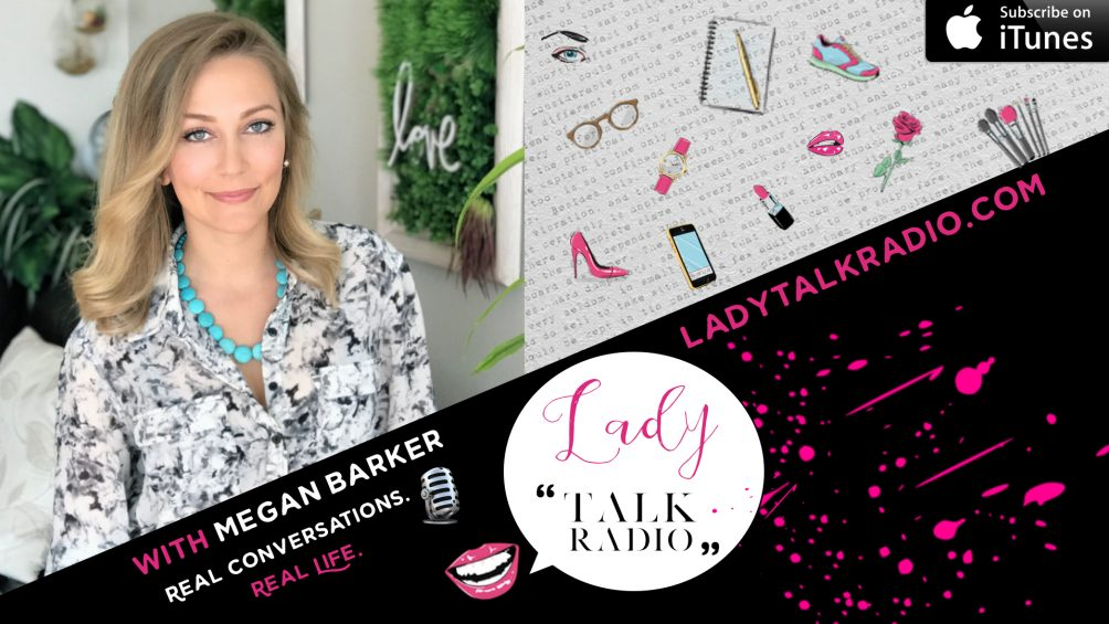 Lady Talk Radio, Megan Barker, We are Lady Alpha, Stacey Rae