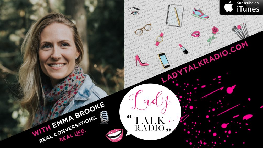 emma brooke, we are lady alpha, lady talk radio, stacey rae