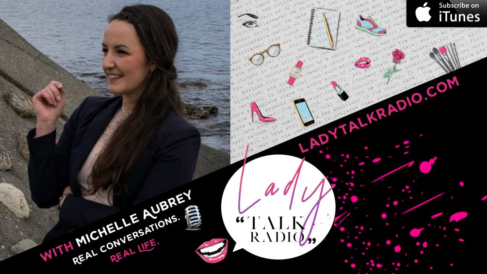 Michelle Aubrey, Stacey Rae, We are Lady Alpha, Lady Talk Radio
