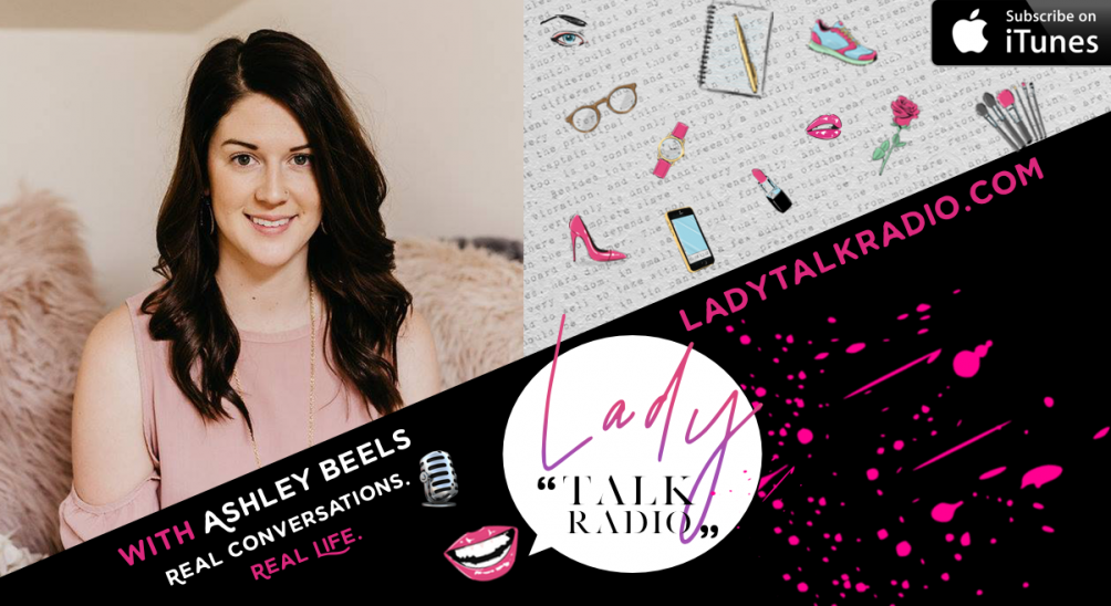 Ashley beels, lady talk radio, meraki strategy