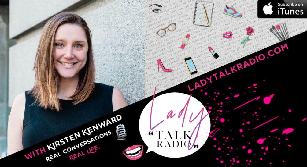 lady talk radio, kirsten keyword, eating disorders