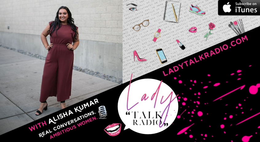Alisha Kumar, Social Project, Lady Talk Radio